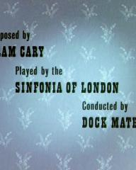 Main title from The Ladykillers (1955) (11)
