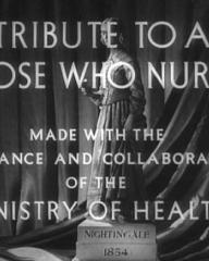 Screenshot from The Lamp Still Burns (1943) (2)