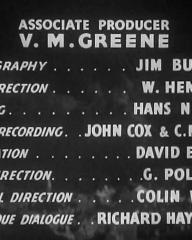 Main title from Landslide (1937) (2)
