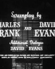 Main title from The Late Edwina Black (1951) (5)