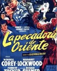 Argentine poster for Laughing Anne (1953) (1)