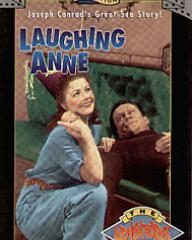 Australian video cover from Laughing Anne (1953) (1)