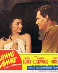 Lobby card from Laughing Anne (1953) (8)