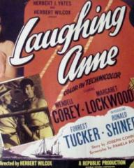 Poster for Laughing Anne (1953) (1)