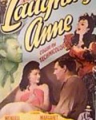 Poster for Laughing Anne (1953) (2)