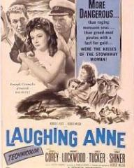Poster for Laughing Anne (1953) (3)