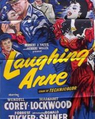 Poster for Laughing Anne (1953) (4)