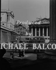 Opening credits from The Lavender Hill Mob (1951) (12). Produced by Michael Balcon