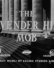 Opening credits from The Lavender Hill Mob (1951) (4)