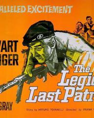 Poster for The Legion's Last Patrol (1962) (1)
