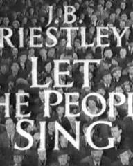 Main title from Let the People Sing (1942)