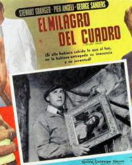 Mexican lobby card from The Light Touch (1952) (1)