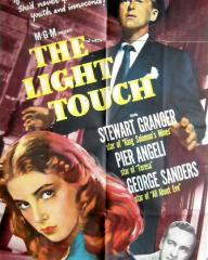 Poster for The Light Touch (1952) (1)