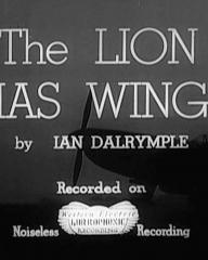 Main title from The Lion Has Wings (1939)