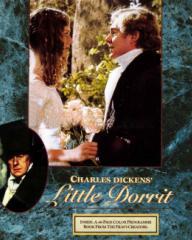 Laser disc of Little Dorrit (1987) (1)