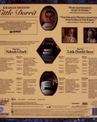 Laser disc of Little Dorrit (1987) (2)