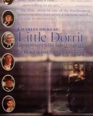 Poster for Little Dorrit (1987) (1)