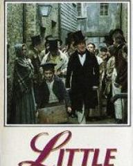 Video cover from Little Dorrit (1987) (2)