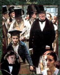 Video cover from Little Dorrit (1987) (3)