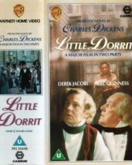 Video cover from Little Dorrit (1987) (4)