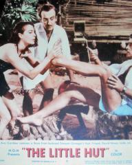 Lobby card from The Little Hut (1957) (3)