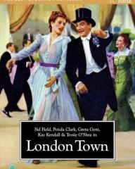 London Town DVD with Kay Kendall and Sid Field