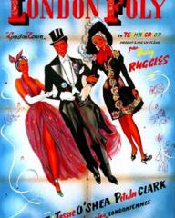 French poster for London Town (1946) (1)