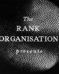 Main title from The Long Arm (1956) (1). The Rank Organisation presents