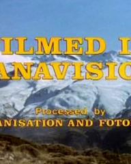 Main title from The Long Duel (1967) (6).  Filmed in Panavision.  Processed by the Rank Organisation and Fotofilm Madrid SA