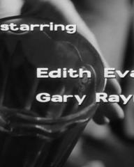 Main title from Look Back in Anger (1959) (5). Also starring Edith Evans, Gary Raymond