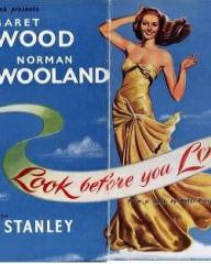 Poster for Look Before You Love (1948) (1)