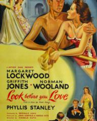 Poster for Look Before You Love (1948) (4)