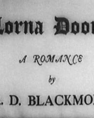 Screenshot from Lorna Doone