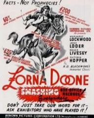 Poster for Lorna Doone (1934) (1)