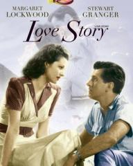 Brazilian video cover from Love Story (1944) (1)