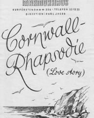 German pressbook for Love Story (1944) (1)