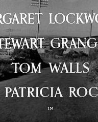 Main title from Love Story (1944) (3). Margaret Lockwood, Stewart Granger, Tom Walls, Patricia Roc in