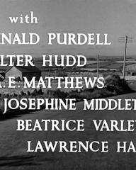 Main title from Love Story (1944) (5). With Reginald Purdell, Walter Hudd, Leslie Arliss, A E Matthews, Josephine Middleton, Beatrice Varley, Lawrence Hanray