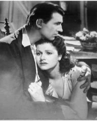 Photograph from Love Story with Stewart Granger and Margaret Lockwood
