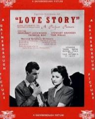 Pressbook for Love Story