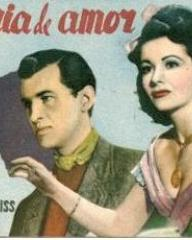 Spanish poster for Love Story (1944) (1)