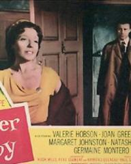 Lobby card from Lover Boy [Knave of Hearts] (1954) (2)