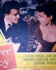 Lobby card from Lover Boy [Knave of Hearts] (1954) (3)