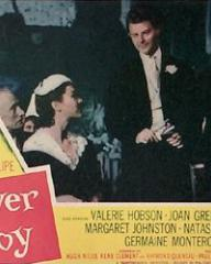Lobby card from Lover Boy [Knave of Hearts] (1954) (6)