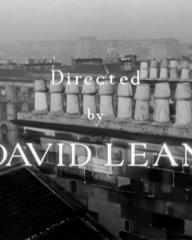 Main title from Madeleine (1950) (11). Directed by David Lean