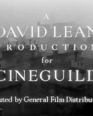 Main title from Madeleine (1950) (2). A David Lean production for Cineguild. Distributed by General Film Distributors Ltd