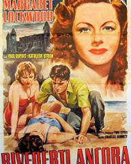 Italian poster for Madness of the Heart (1949) (1)
