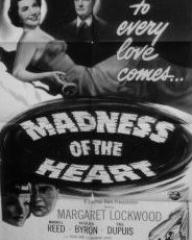 Poster for Madness of the Heart (1949) (1)