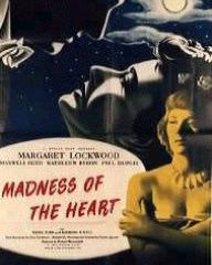 Poster for Madness of the Heart (1949) (2)