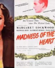 Poster for Madness of the Heart (1949) (4)